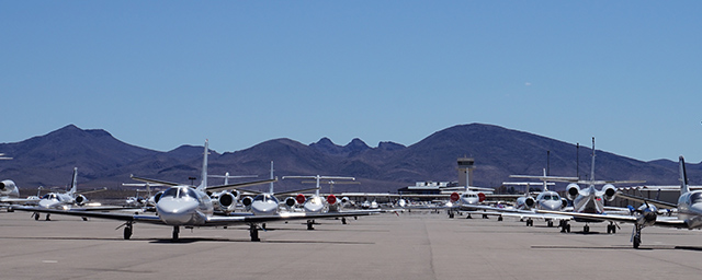 Henderson Executive Airport airfield