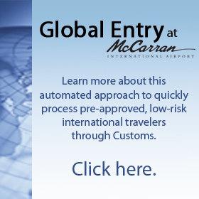 Global  Entry at McCarran