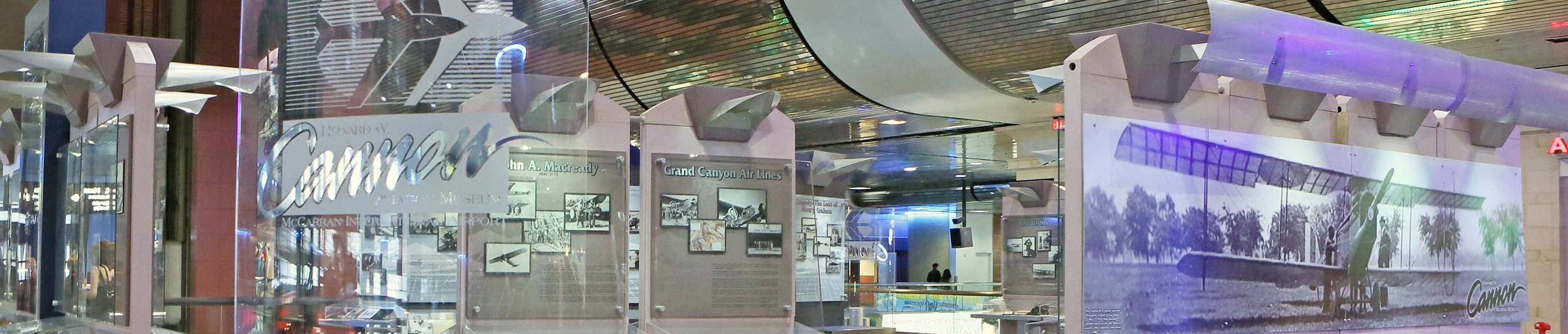 Aviation Museum at McCarran
