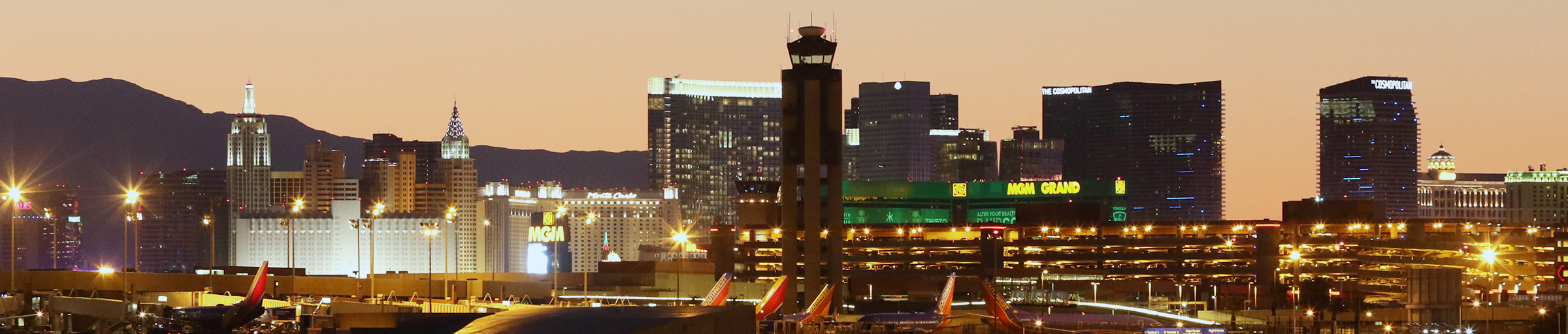 Pay Parking Citations Online at McCarran