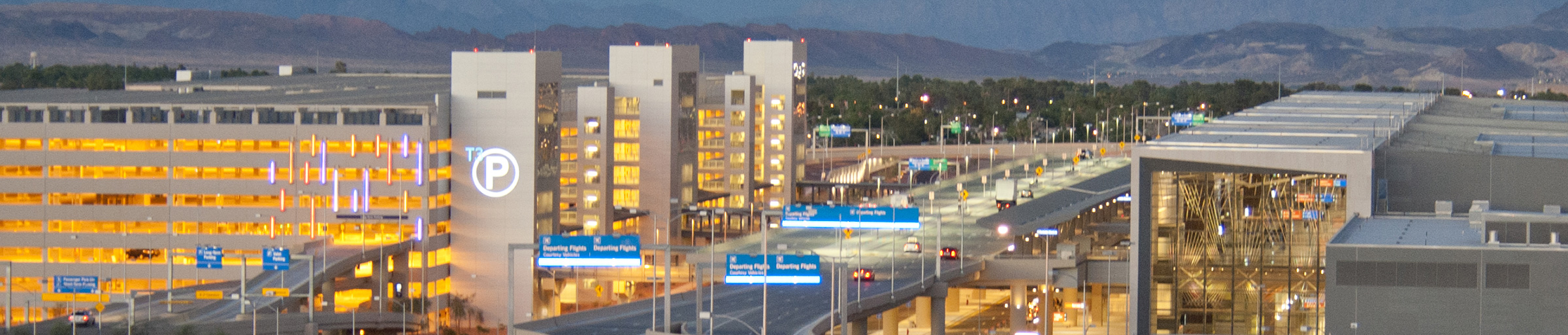 Ground Transportation at McCarran