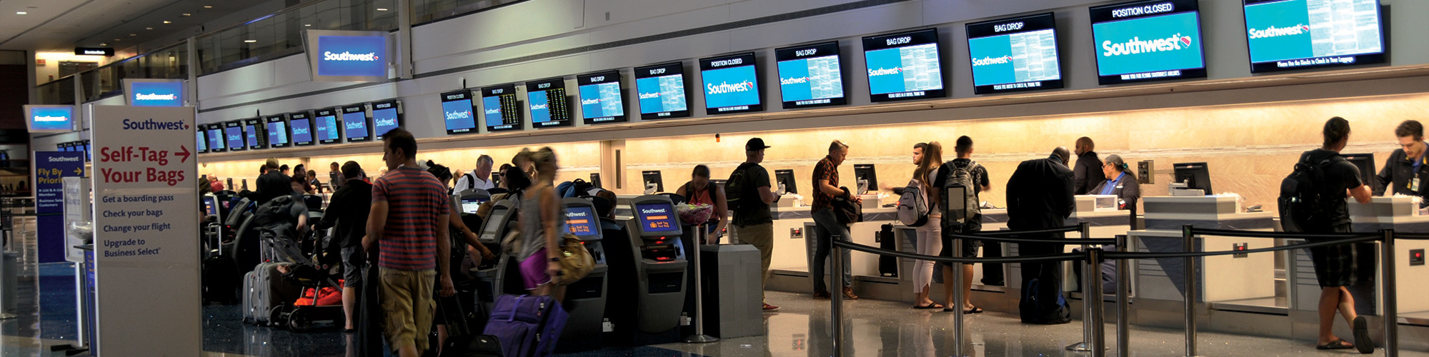 Terminal 1 - T1 at McCarran International Airport