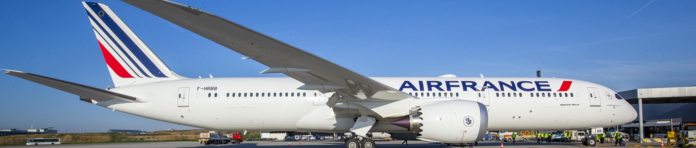 Air France AF 187 at McCarran