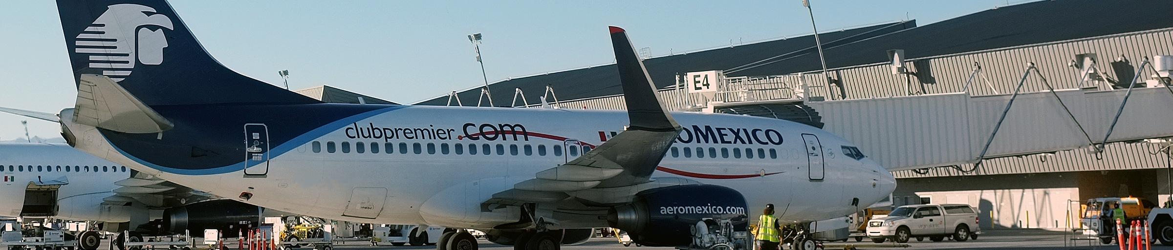 AeroMexico at McCarran