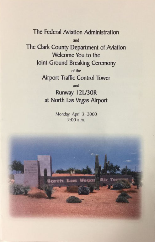 North Las Vegas Airport 75th Anniversary
