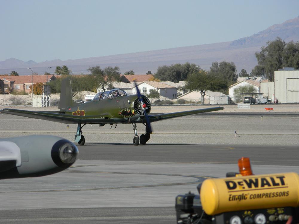 North Las Vegas Airport 75th Anniversary