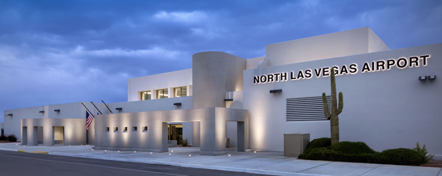North Las Vegas terminal